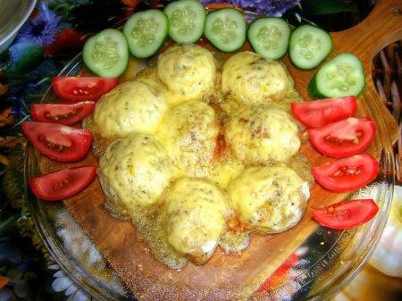 Картофель, запеченный в микроволновке