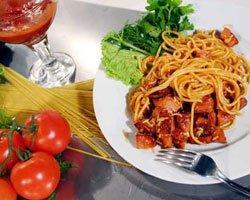 Классическая итальянская паста (макароны)