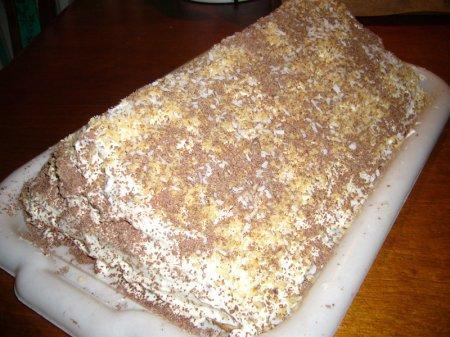 """Торт """"Шалаш"""". Вкусные майские праздники"""