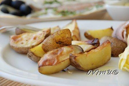 Воскресная картошечка