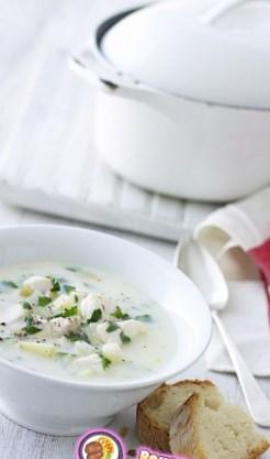 Рецепт рыбного супа с фенхелем