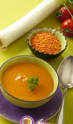 Рецепт овощного крем-супа на любой вкус