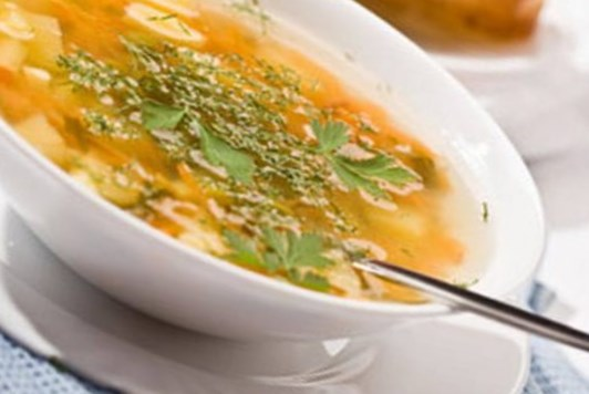 рецепт крестьянского супа с фасолью