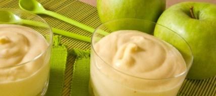 Рецепт мусса из яблок