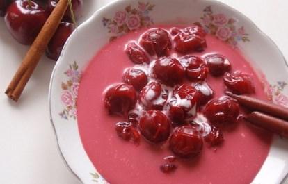 Рецепт вишневого супа