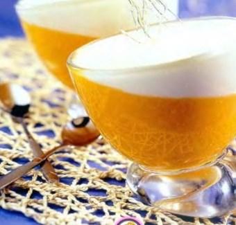 Новогодний рецепт абрикосового десерта
