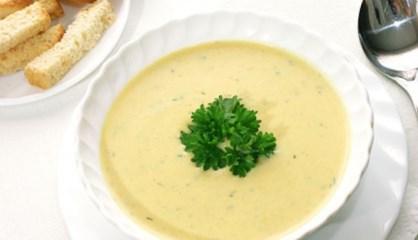 Рецепт супа-пюре с плавленым сыром
