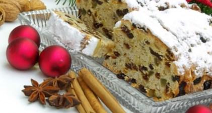 Рождественский рецепт пирога с творогом