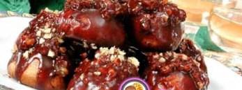 Рецепт на 14 февраля - печенье «Евино зелье»