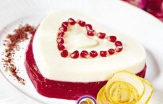 Рецепт на 14 февраля - Гранатовое желе