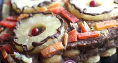 Рецепт на День всех влюбленных - Торт «Тирамису» с заварным кремом