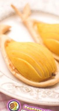 Рецепт на День Святого Валентина - Пирожные с грушами
