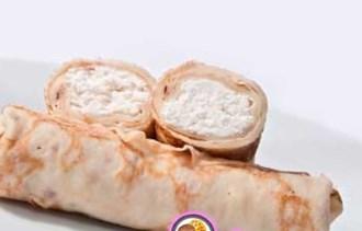 Рецепт блинчиков с рисом и творогом - рецепт блинов на Масленицу