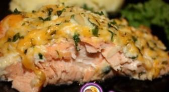 Рецепт лосося в лимонной корочке – рецепт на 8 марта
