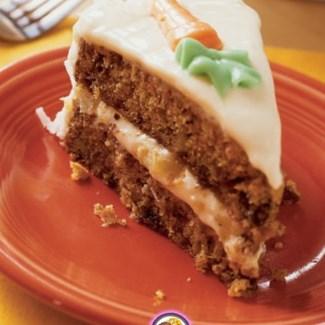 Рецепт морковного торта - рецепт на 8 марта