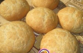 Рецепт постных булочек