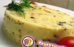 Рецепт картофельного холодца