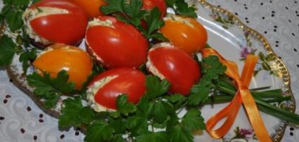 """Рецепт салата """"8 марта"""""""