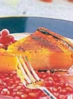 Рецепт пирога с гранатами