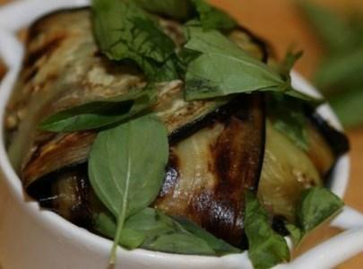 Рецепт корзиночек из баклажанов