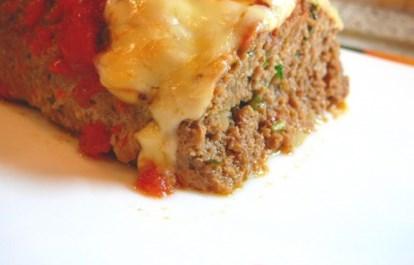 Рецепт рулета из рубленого мяса с томатным соусом