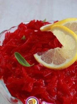 Рецепт салата с сельдью в сырном соусе