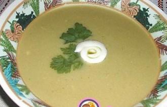 Рецепт баклажанового супа-пюре