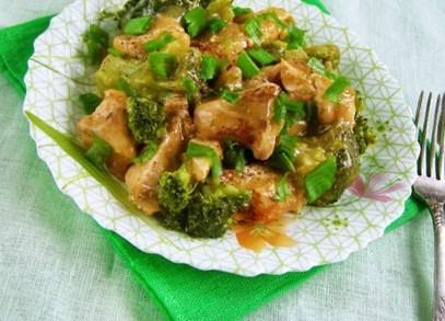 Рецепт рагу из курицы