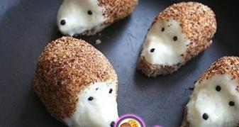 Рецепт картофельных ёжиков