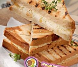Рецепт сырных сэндвичей