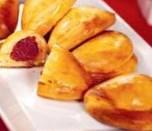 Рецепт творожных пирожков с фруктами