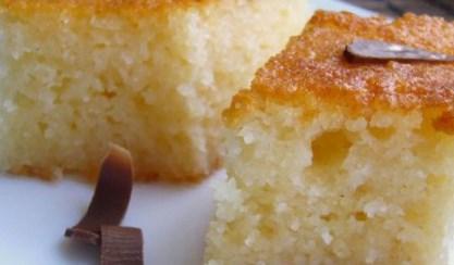 Рецепт пирога «Ревани»