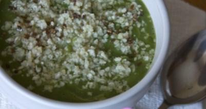 Рецепт супа пюре из брокколи