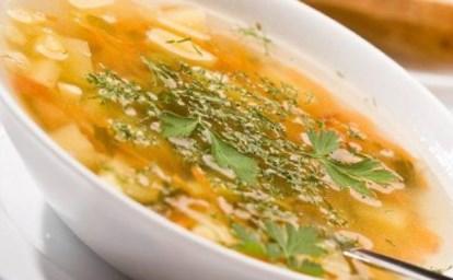 Рецепт супа с бараниной и овощами