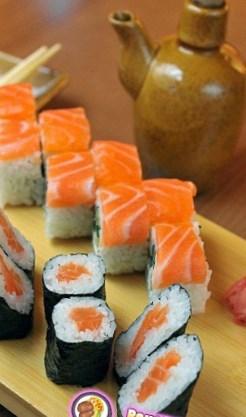Рецепт суши