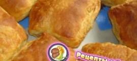 Рецепт булочек пикантных