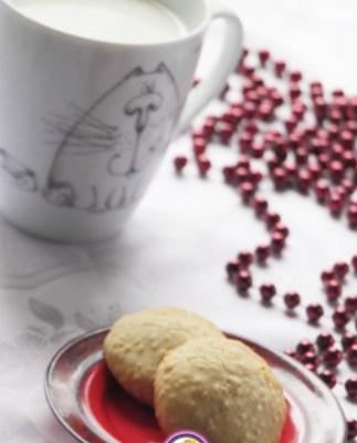 Рецепт медового печенья с кунжутом