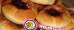 Рецепт булочек с корицей и джемом