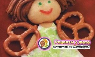 Рецепт печенья «Ангелочки»