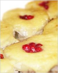 Рецепт новогодних бутербродов с ананасом и сыром