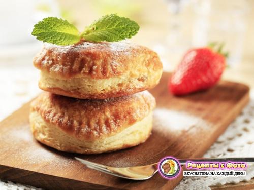Рецепт фруктовых пончиков