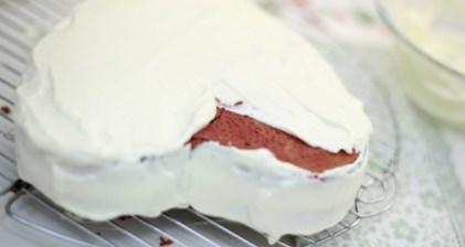 Рецепт – Праздничный торт на День Валентина