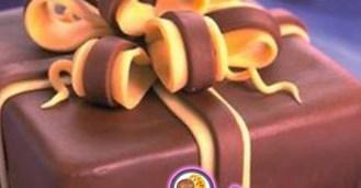 Рецепт - Торт Посылка на 8 марта