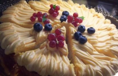 Рецепт  торта «Нарцисс»