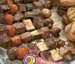 Пять вкусных рецептов шашлыков