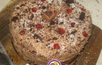 Рецепт торта «Дьявольские страсти»