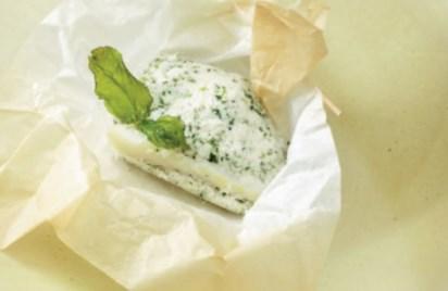 Рецепт - Рыба, запеченная с кокосом