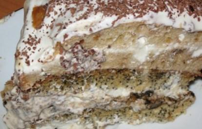 Рецепт торта  «Нежность»