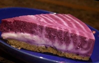 Рецепт - Двухцветный творожный торт