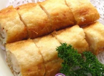 Рецепт – картофельный рулет